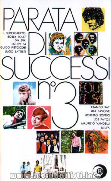 PARATA DI SUCCESSI N°3