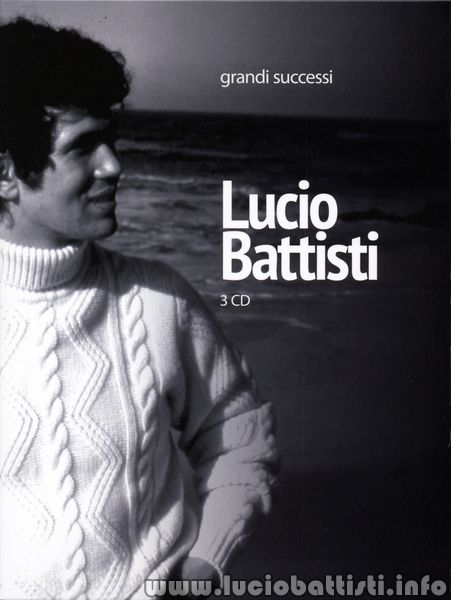 grandi successi - Lucio Battisti