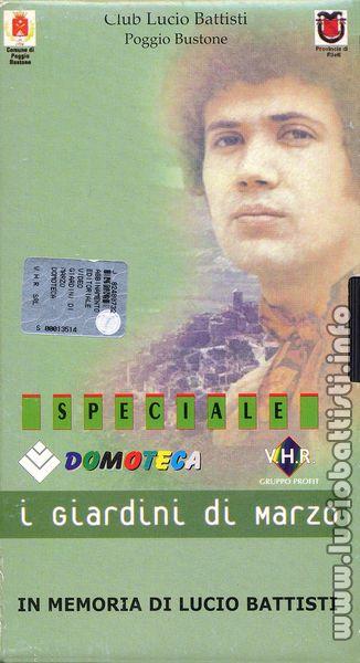 Vai all'antologia I giardini di marzo - In memoria di Lucio Battisti (2000)